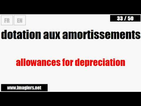 [French vocabulary] Business French #23