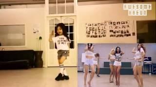 韓國小蘿莉熱跳SISTAR《Shake It》表情到位超萌(影音取自 FB/2! Idol), 2! Idol, xem 2! idol truc tuyen, xem 2! idol, 2! idol yeah1tv