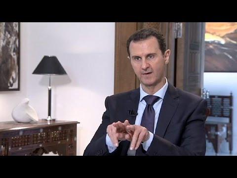 Esad tehditlerini sürdürüyor