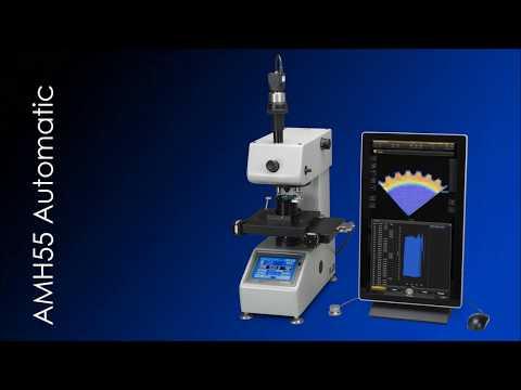 AMH55 - Spitzentechnik automatische Härteprüfung