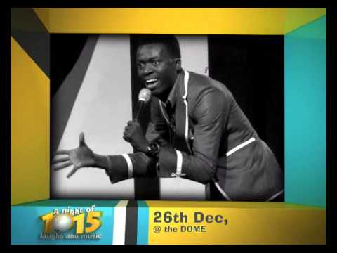 3 Night of a 1015 Laughs and Music coming this December