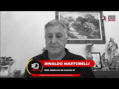 Após reunião da A1, Martorelli elogia postura dos clubes e reforça proposta para presidente da FPF