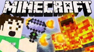 Minecraft - FIRE BOSS FIGHT