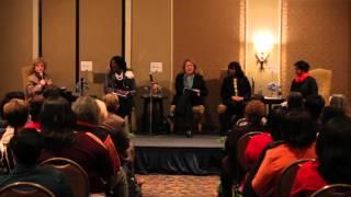 University Presidents speak to the Women's Leadership Institute at Auburn University. Speakers: Dr. Gwendolyn Boyd (Alabama...