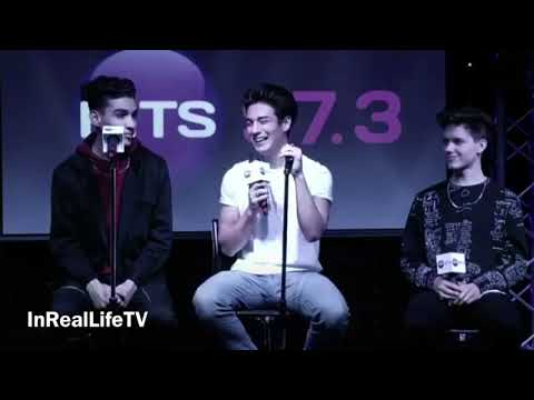 In Real Life Funny Interview (Hits 97.3)