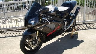 10. 2006 Honda RC51 Walk Around Carbon Fiber Yoshimura