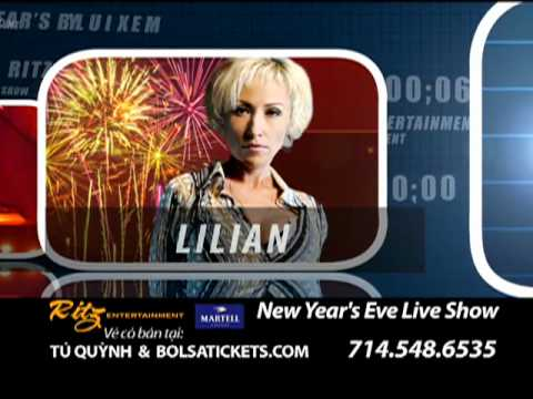 Ritz Entertainment - New Year's Eve 2010 Dinner Concert Party