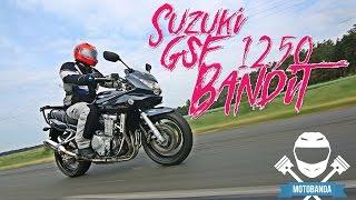 7. Suzuki GSF 1250 Bandit - duży może więcej! / recenzja