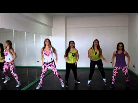 la la la la - Shakira - Zumba® Fitness - Romy Sibel