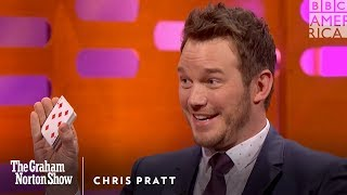 Video Chris Pratt Knows The Best Card Trick Ever - The Graham Norton Show MP3, 3GP, MP4, WEBM, AVI, FLV Juli 2018