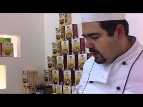 lasagne al pesto, patate e fagiolini