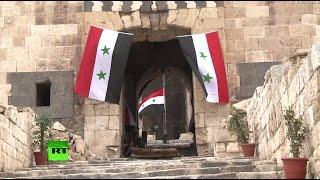 В надежде вернуться к нормальной жизни: сирийцы возвращаются в свои дома в Алеппо