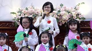 Bé Thơ Đi Lễ Chùa - Các bé Búp Sen Từ Bi - Ca Nhạc Vu Lan Báo Hiếu 2020