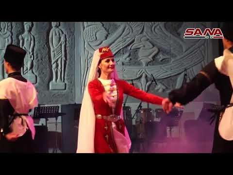 من حفل الإفتتاح الرسمي لمعرض دمشق الدولي بدورته الـ 60