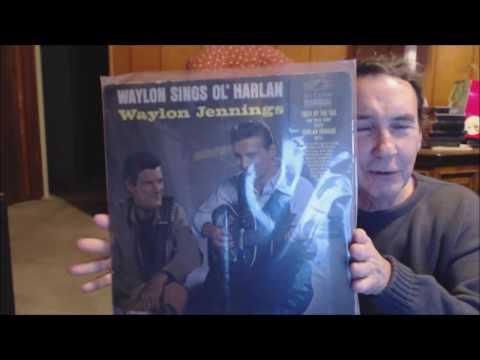 Gimme Approximately Ten Waylon Jennings Albums