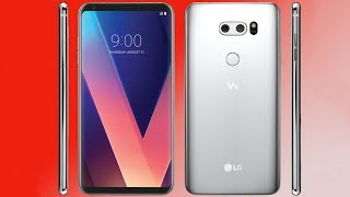 OFFICIAL LOOK OF THE LG V30 COMING SOON !!! This handset sports a 6-inch OLED (18:9 aspect ratio) display, 6GB of RAM...