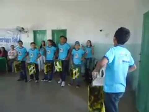 Grupo Afro Jovem - Severiano Melo