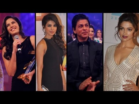 Bollywood Shines At The Zee Cine Awards 2013