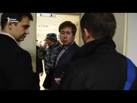 Адвокатов не пустили в офис \Открытой России\ - DomaVideo.Ru