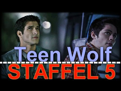 Teen Wolf - Staffel 5 [Komplett 20/20] GERMAN / DEUTSCH