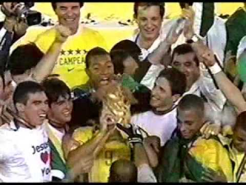 Brazil Wins Fifa World Cup 2002 (Special Video)