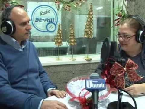 Radio Sevan Fundraising Raffle 13 12 2013
