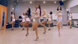 Download Lagu SISTAR 'Shake It' mirrored Dance Practice Mp3