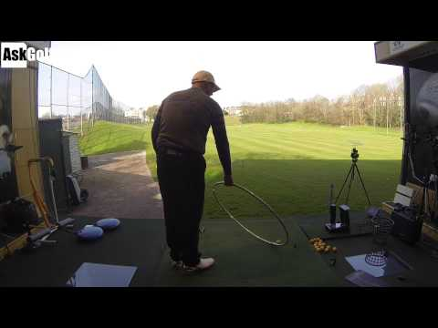 Does a Flat Backswing Help Your Golf
