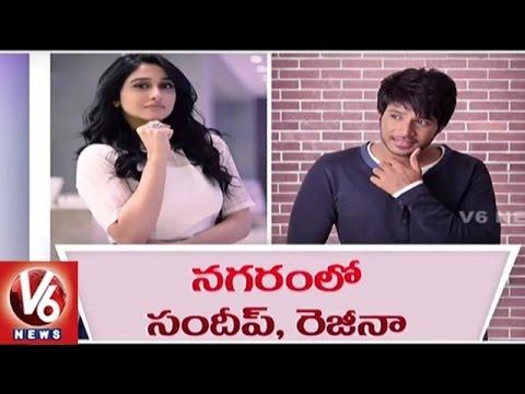 Sundeep Kishan And Regina Upcoming Movie Title As Nagaram