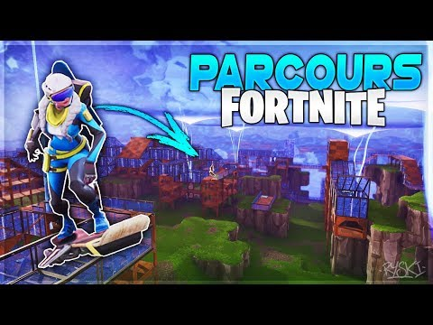 Fortnite : Je Fini Mon Skatepark Géant Sur Fortnite ( BETA Part.3 ) ! - Skatepark #3 !