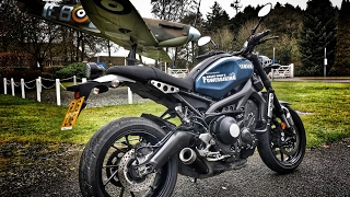 8. 2017 Yamaha XSR 900 Review