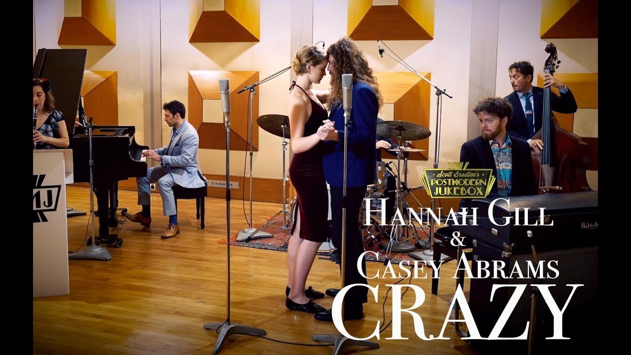 Crazy – Gnarls Barkley (Space Jazz Cover) ft. Hannah Gill & Casey Abrams