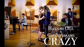 Download Lagu Crazy - Gnarls Barkley (Space Jazz Cover) ft. Hannah Gill & Casey Abrams Mp3