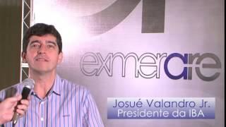 Josué Valandro Jr Presidente da IBA