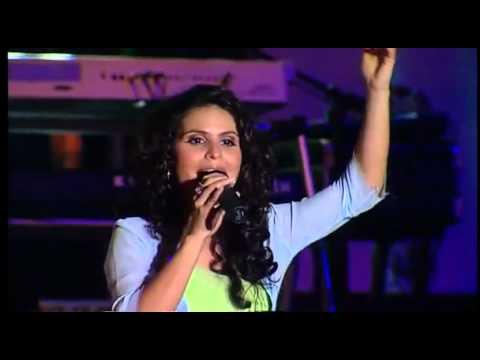 Aline Barros - Som de adoradores - Ao erguermos as m�os
