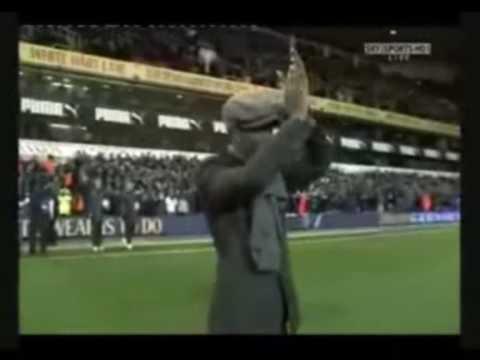 Goles del Tottenham Hotspur en 2009