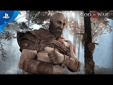 God of War - Trailer em Português | PS4