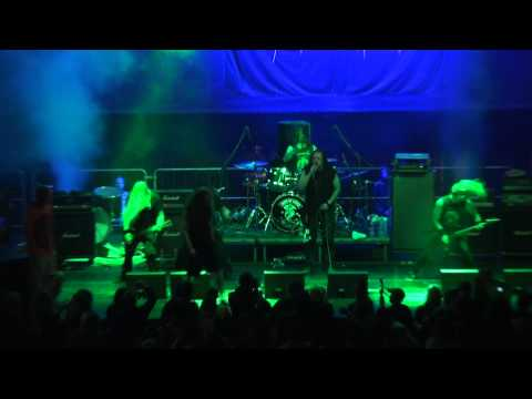 DEMONICAL - Through Hellfire live at OEF 2014 (OFFICIAL)