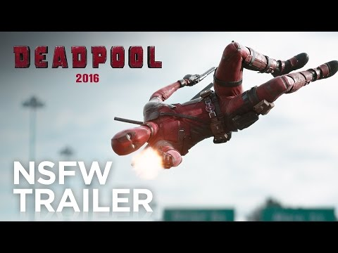 Deadpool Official Trailer Starring Ryan