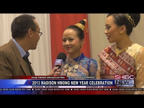Suab Hmong News: 2013 Madison Hmong New Year Celebration