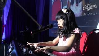 Grezia Epiphania : Percaya - Live at Berkat Bagi Bangsa Church Video