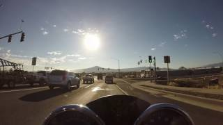 8. GoPro Hero 3+ Silver test ride: morning commute on my Ducati SportClassic GT1000