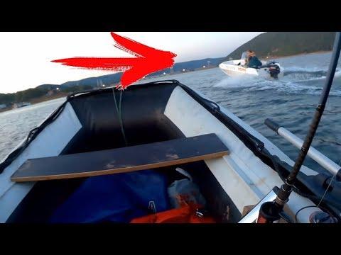 лодки для рыбалки тесты видео