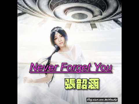 Video 張韶涵-Never Forget You download in MP3, 3GP, MP4, WEBM, AVI, FLV February 2017