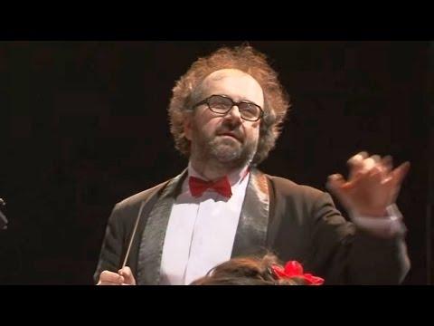 Wolfgang Amadeus Mozart - Symphony No. 25 1st movement