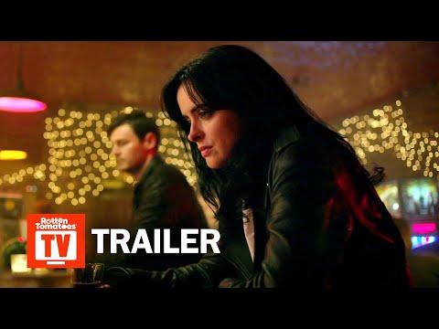 Marvel's Jessica Jones Season 3 Trailer | 'The Final Season' | Rotten Tomatoes TV