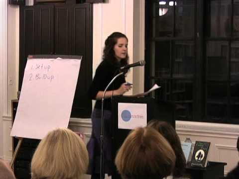 Hannah Tinti at The Center for Fiction