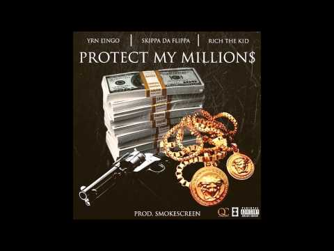 YRN Lingo Feat. Skippa Da Flippa x Rich The Kid - Protect My Millions (Prod. Smokescreen)