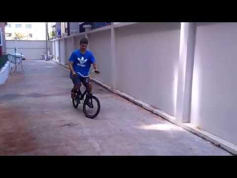 Xe đạp xỉn