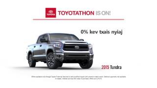 Hmong Toyota Commercial-Truck